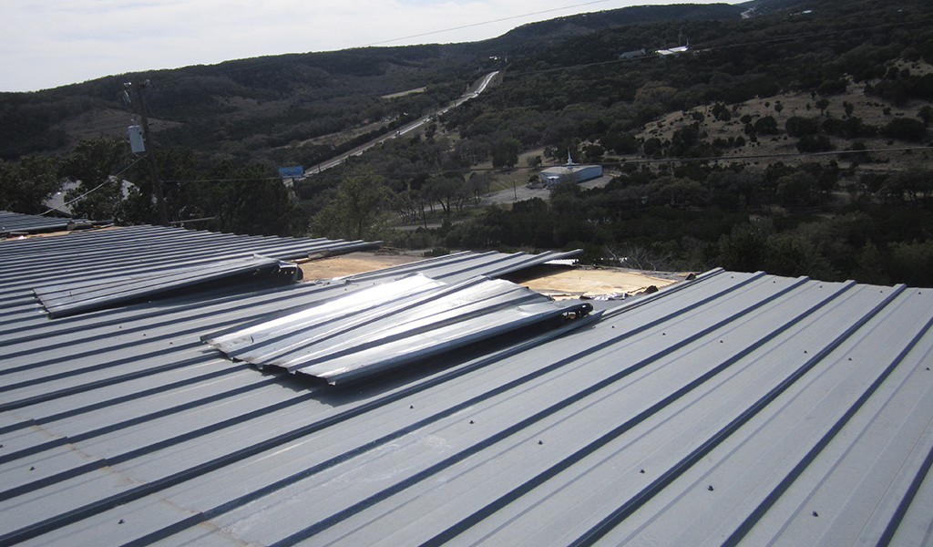 Metal Roof Repair Wheat Ridge CO