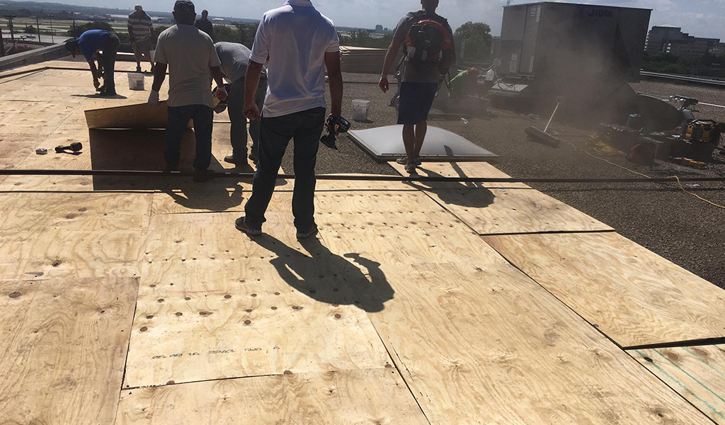 Commercial Roofing Contractor Wheat Ridge, Colorado