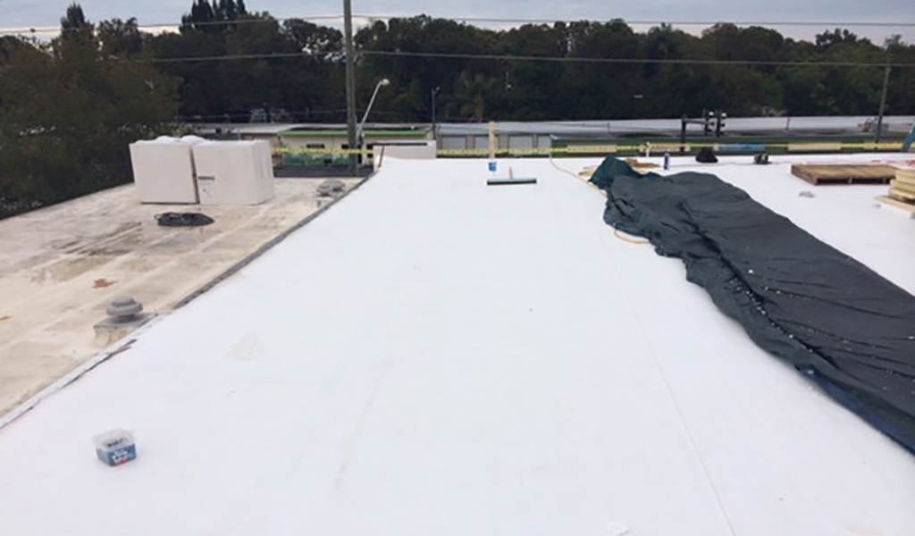 Flat Roof Replacement Arvada, Colorado