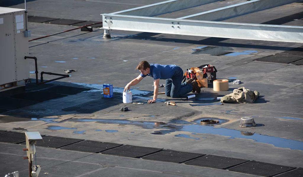Rubber Roof Repair Arvada, Colorado   Colorado Continental ...