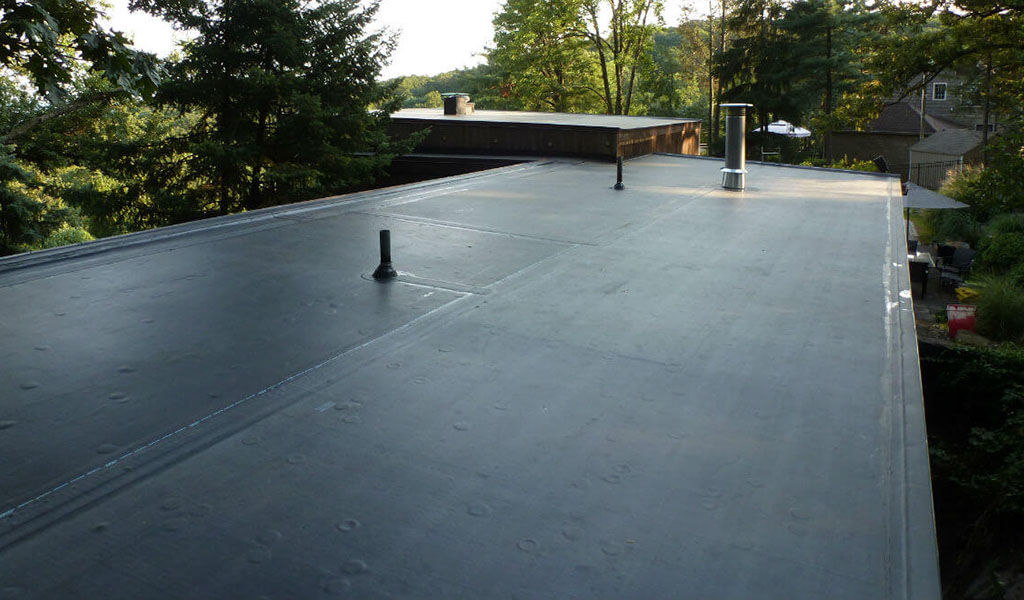 Rubber Roof Repair Arvada Colorado