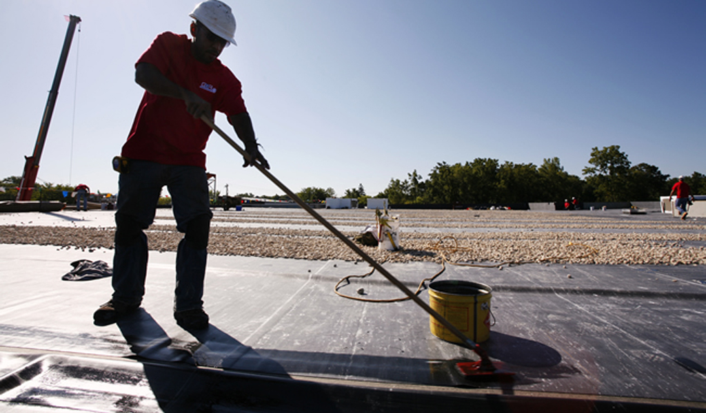 Flat Roof Repair Lakewood, Colorado
