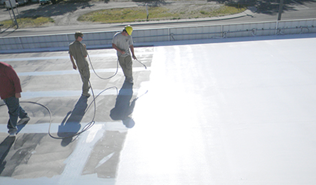 Roof Coating Lakewood Co